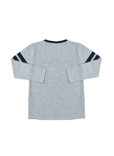 Losan Tişört Gri